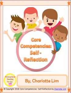 https://www.teacherspayteachers.com/Product/Core-Competencies-Self-Reflection-3802614