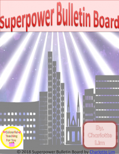 https://www.teacherspayteachers.com/Product/Superpower-Bulletin-Board-4042761
